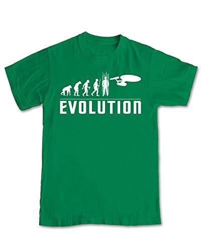 Shaw Tshirts -  T-shirt - T-shirt  - Maniche corte  - Uomo Irish Green M M