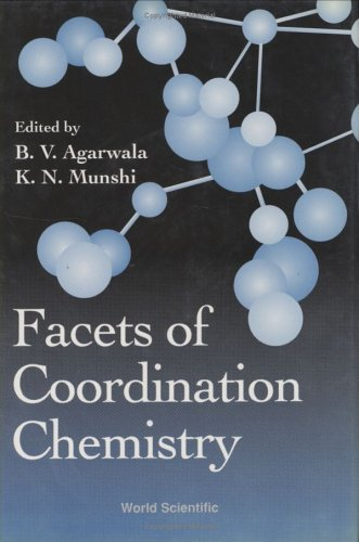 Facets Of Coordination Chemistry