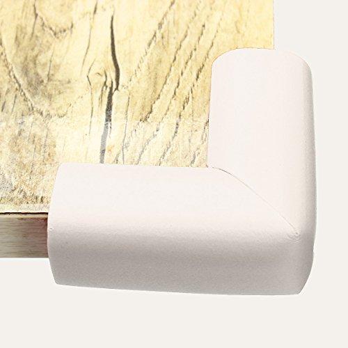 4Pcs Baby Table Desk Shelves Edge Corner Cushion Protector Guard Safety