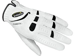 Intech Six-Pack Ti-Cabretta Mens Cadet Left-Hand Glove by Intech