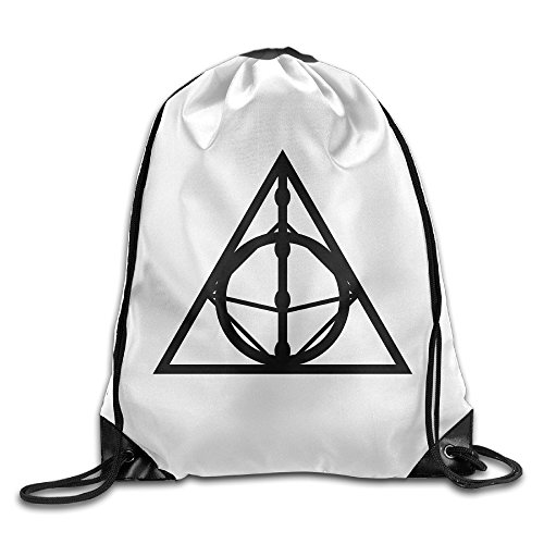 Carina Deathly Hallows Sign Personality Tote Bag One Size