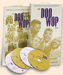 Various Artists - The Doo Wop Box - Zortam Music