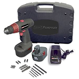 Coleman Cordless Drill Rechargeable 14.4v Cordless Drill PMD8128