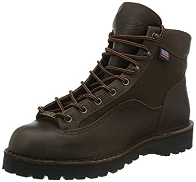 Stumptown by Danner Men's Light II Hiking Boot, Dark Brown,6 EE US