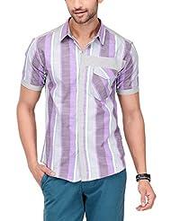Yepme Men's Striped Cotton Shirt - YPMSHRT0477