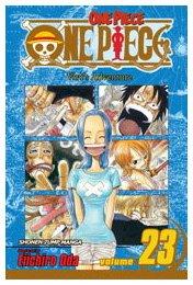 ONE PIECE ワンピース コミック23巻 (英語版)