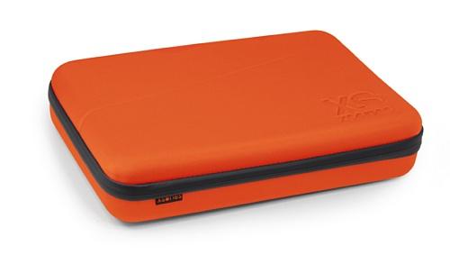 Xsories Capxule Mallette souple Large pour Appareil photo ultra résistante Orange - Taille L