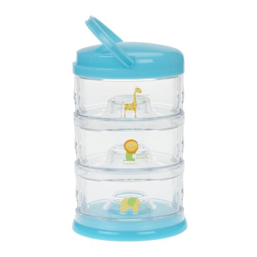 Innobaby Three Tier Packin' Smart Storage System, Blueberry Sorbet