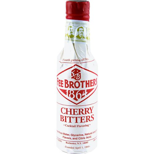 Fee Brothers Cherry Cocktail Bitters - 5 oz - 2 Pack
