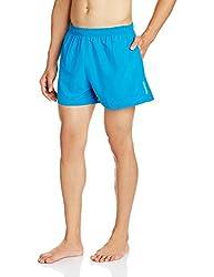 Reebok Men's Synthetic Shorts (4057283289833_AF1960_XX-Large_Blue)