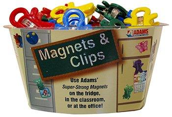 Magnet Man Memo Magnetic Clip