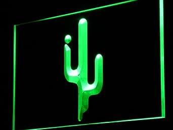 Cactus Western Bar Pub Club LED Sign Neon Light Sign #2: 415P xDaCL SX342 QL70