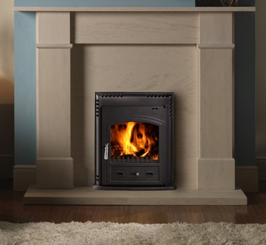 Dimplex Westcott Inset Wood Burning Stove - Multi Fuel Stove