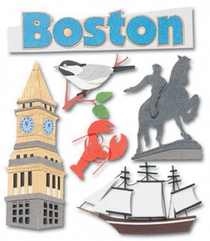 Jolee's Boston Stickers