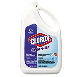 Clorox COX35420 Clean-Up Disinfectant Cleaner with Bleach, Fresh Scent