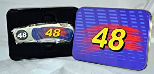 Jimmie Johnson 48 Collectors Knife in Tin Case by Generic