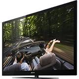 Sony BRAVIA KDL60NX720 60-inch 1080p 3D LED HDTV with Built-in WiFi, Black