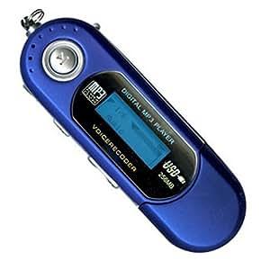 Nextar MA933A-5B 512 MB Digital MP3 Player (Blue)