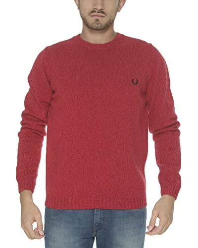 Fred Perry Jersey Rojo