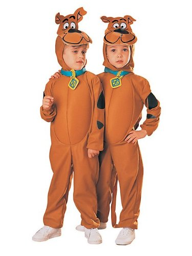 WonderCostumes Boys Scooby Doo Costume
