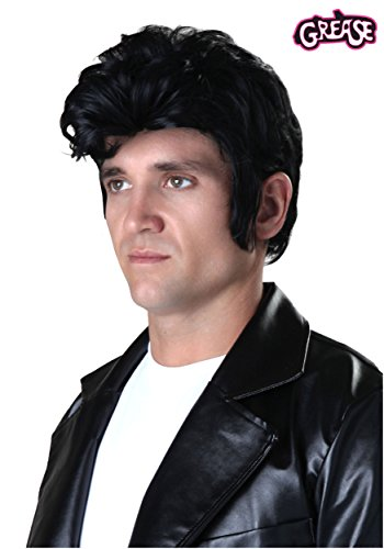 Deluxe Grease Adult Danny Wig Standard