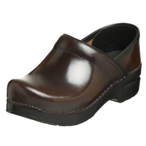 Professional Pro Cabrio Leather Clog