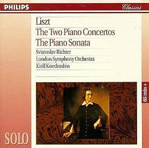 Liszt: The Two Piano Concertos / The Piano Sonata
