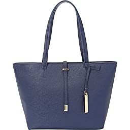 Vince Camuto Leila Small Tote (Dress Blue)