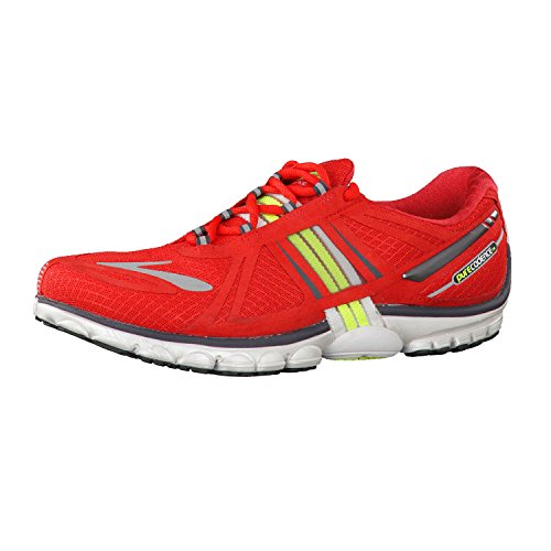 BROOKS PureCadence 2 Men's Running Shoes, Red, UK7