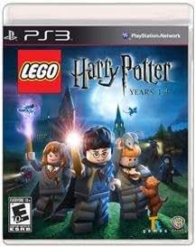 Warner Home Video-Games Lego Harry Potter Action Adventure Vg Ps3 Platform Popular
