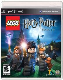 Warner Home Video-Games Lego Harry Potter Action Adventure Vg Ps3 Platform Popular