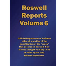 Roswell Reports, Volume 6