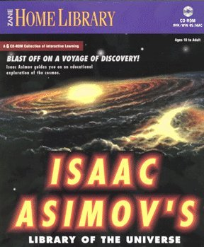 Isaac Asimov'S Complete Interactive Library Of The Universe