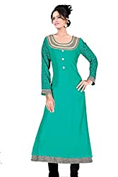 Harshil Fashion Women Kurtas (4001) (XL)