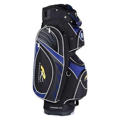 Powakaddy Sports III Golf Cart Bag Black/Blue 2011 Model