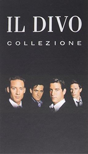 Cd il divo cd covers for Il divo mp3 download
