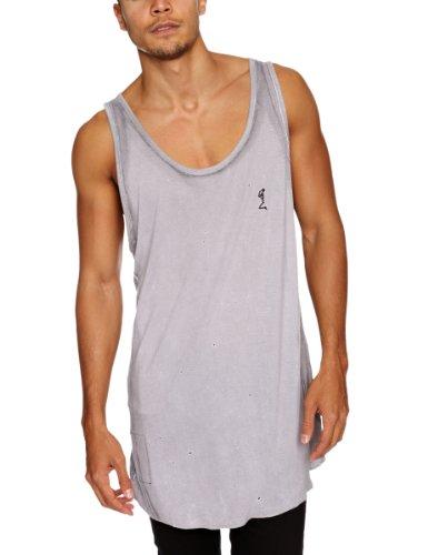 Religion Ltd Bhl27 Bio Hole Vest Men's Vest Light Grey Large