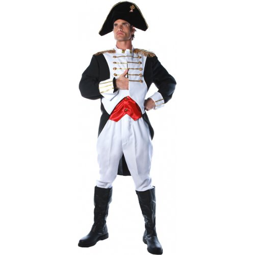 Napoleon Costume - One Size - Chest Size 42-46