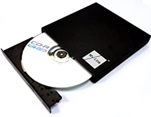 MY-Link USB External CD-RW DVD-ROM CDRW Combo Drive For Laptops, ASUS EEE, and Desktops