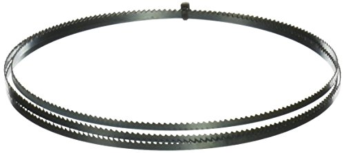 Proxxon 28174 24-Tpi Fine Toothed Band Saw Blade for MBS 115/E Swedish Steel