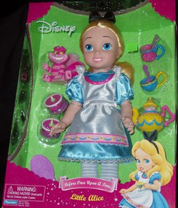 Disney Before Once Upon a Time Little Alice in Wonderland Doll - Buy Disney Before Once Upon a Time Little Alice in Wonderland Doll - Purchase Disney Before Once Upon a Time Little Alice in Wonderland Doll (Disney, Toys & Games,Categories,Pretend Play & Dress-up)