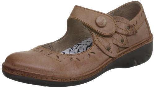 Dkode Women's Bernie Cinnamon Hook and Loop Closure SS1329632/001 4 UK