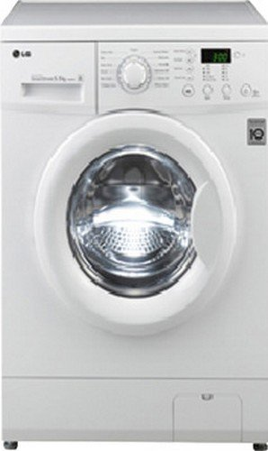 LG F7091MDL2 5.5KG Fully Automatic Front Load Washing Machine