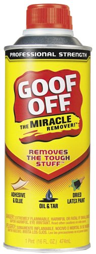 Images for Goof Off FG653 Professional Strength Remover, Pourable 16-Ounce