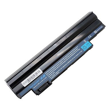 Acer Aspire One 522 battery ao522 aod255 aod255e aod260 d255 Internet p0ve6 pove6 pav70 nav70 D255E d260e dark