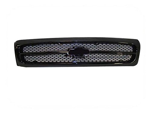 1993-1996 Chevy Impala Ss Grille Material Black GM1200450 (96 Impala Ss Parts compare prices)