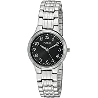 Pulsar PG2035 Traditional Stainless Steel Women's Watch