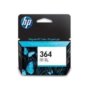 HP - 364 Photo - Cartouche d'encre d'origine - Noir