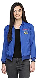 OKANE Women's Long Sleeve Sweatshirt (51759, Royal, XL)