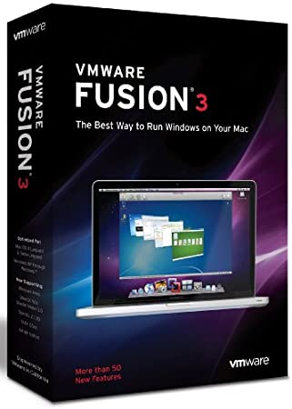 VMware Fusion 3 [OLD VERSION]